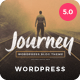 Journey - Personal WordPress Blog Theme - ThemeForest Item for Sale