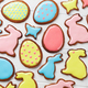 Easter gingerbread cookies - PhotoDune Item for Sale
