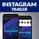 Instagram Cinematic Trailer - VideoHive Item for Sale