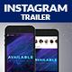 Instagram Cinematic Trailer - VideoHive Item for Sale