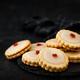 Empire shortbread sandwich cookies - PhotoDune Item for Sale