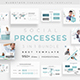 Social Processes 3 in 1 Pitch Deck Bundle Powerpoint Template - GraphicRiver Item for Sale