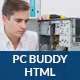 PcBuddy - Computer Repair Site Template