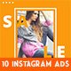 Instagram Fashion Banner #19 - GraphicRiver Item for Sale