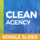 Clean Agency - GraphicRiver Item for Sale