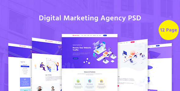 Naive Digital Agency by TP-