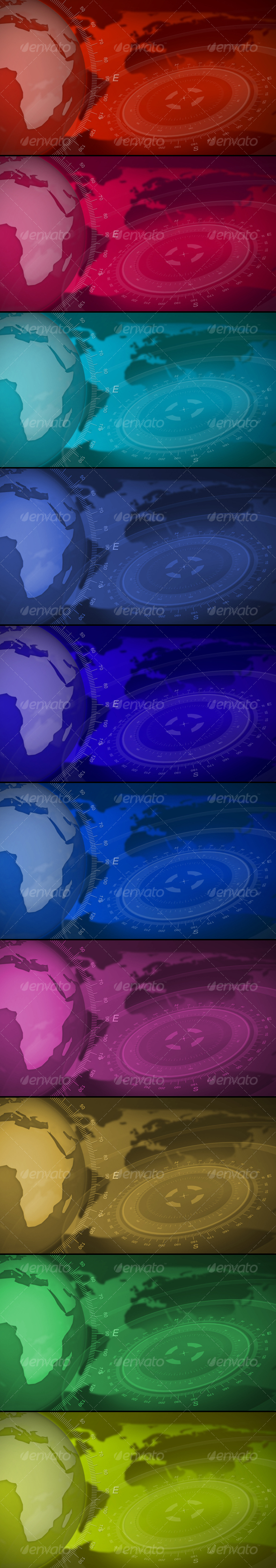 Broadcast Design Backgrounds - Backgrounds Graphics