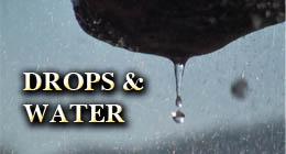 Drops & Water
