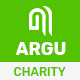 ARGU - Charity PSD Template