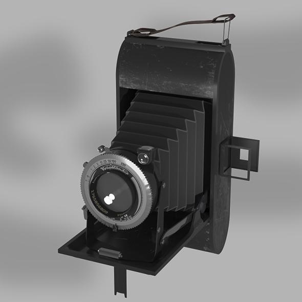 Photocamera Voigtlander Bessa