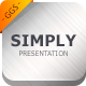 Simply Google Slides Template Presentation - GraphicRiver Item for Sale