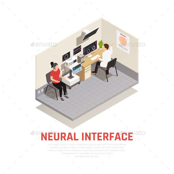 Neurology Concept Illustration