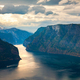 Beautiful Nature Norway Stegastein Lookout. - PhotoDune Item for Sale