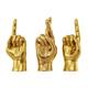 Sculpture Hands Sign 2 - 3DOcean Item for Sale