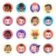 Children Avatar. Faces Childhood Cute Kids Boys - GraphicRiver Item for Sale