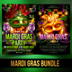 Mardi Gras Bundle - GraphicRiver Item for Sale