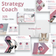 Strategy Coach Multi-purpose Keynote Presentation Template - GraphicRiver Item for Sale