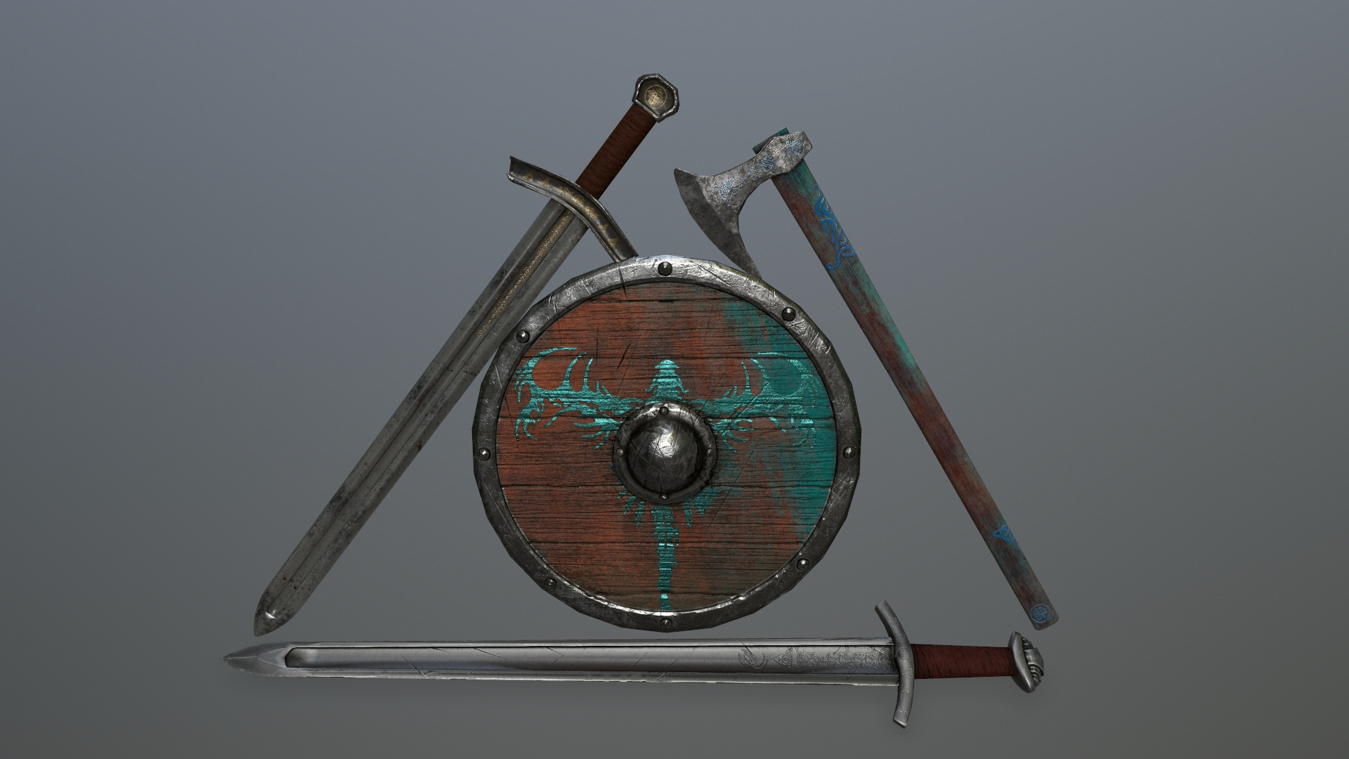 viking set 1