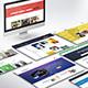 Desktop Website Mock-Up V5 - GraphicRiver Item for Sale