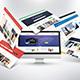 Desktop Website Mock-Up V6 - GraphicRiver Item for Sale