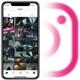 Instagram Profile Promo Overlay - VideoHive Item for Sale