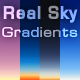 30 Real Sky Gradients - GraphicRiver Item for Sale