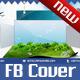 Facebook Timeline Cover - 3D Slider & 3D City - GraphicRiver Item for Sale