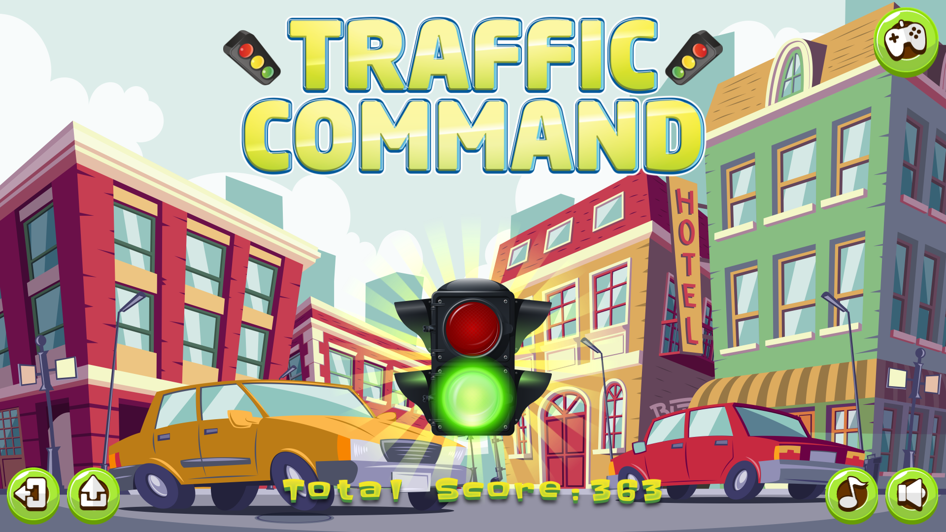 Traffic command game 2 twin pine casino webcam