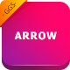 Arrow Infographic Google Slides Template - GraphicRiver Item for Sale