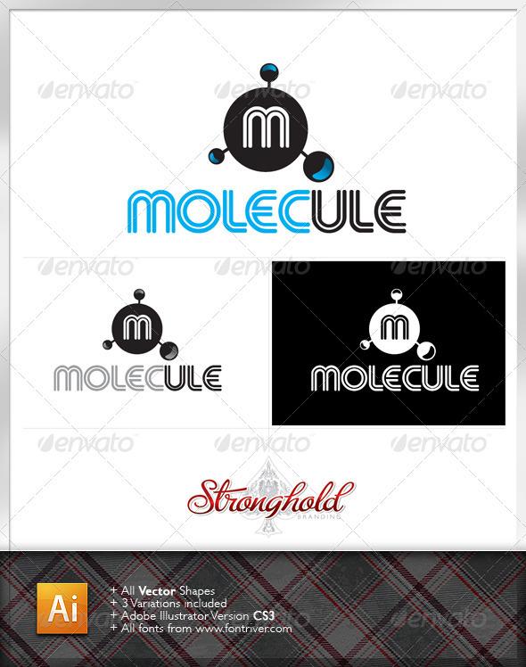 Molecular Modern Logo Template - Letters Logo Templates