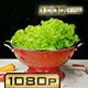 Lettuce in Colander - VideoHive Item for Sale