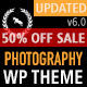 KingSize Fullscreen Photography Theme - ThemeForest Item for Sale