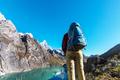 Hike in Peru - PhotoDune Item for Sale