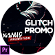 Dynamic Glitch Promo - VideoHive Item for Sale