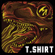 Extinct Era T-Shirt Design - GraphicRiver Item for Sale