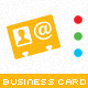 Modern Business Cards - GraphicRiver Item for Sale