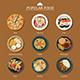 International Food Set - GraphicRiver Item for Sale