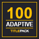 FontType | Adaptive Titles Pack - VideoHive Item for Sale