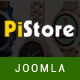 PiStore - Multipurpose eCommerce VirtueMart Template - ThemeForest Item for Sale
