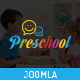 Preschool - Children Education Joomla Template for Kindergarten, Child Care Centers - ThemeForest Item for Sale