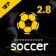 Soccer - Sport WordPress Theme for Football, Sport Club, Sport Team - ThemeForest Item for Sale