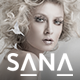 Sana - Fashion Stylist, Beauty Salon and Makeup Artist WordPress Theme - ThemeForest Item for Sale