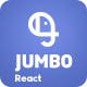 Jumbo React - React Redux Material BootStrap Admin Template - ThemeForest Item for Sale