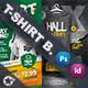 T-Shirt Flyer Bundle Templates - GraphicRiver Item for Sale