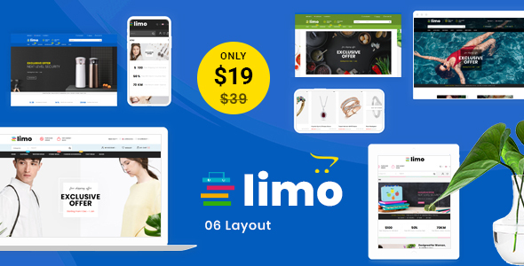 Limo - Multipurpose OpenCart 3 Theme - Miscellaneous OpenCart