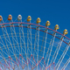 ferris wheel under blue sky - PhotoDune Item for Sale