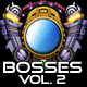 Space Ship Pack Bosses Vol 2 - GraphicRiver Item for Sale