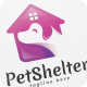 Pet Shelter - Logo Template - GraphicRiver Item for Sale