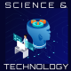 Science And Technology Isometric Concepts - VideoHive Item for Sale