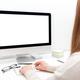 Blogger or Freelancer at work - PhotoDune Item for Sale